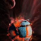 Exploding Planet by Packrat