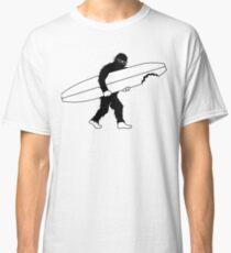Bigfoot Surfero/ Surfer Bigfoot Classic T-Shirt