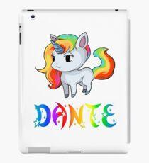 Dante Unicorn iPad Case/Skin