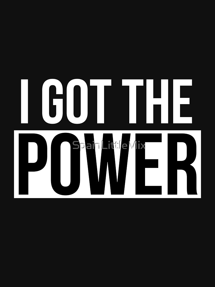 I got the power Little Mix by SpainLittleMix