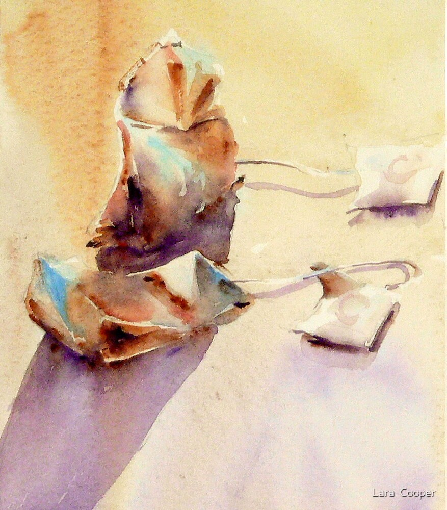 Teabags by Lara  Cooper