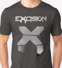 Excision (Silver) Unisex T-Shirt