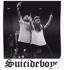 Suicideboys FTP $$ Poster