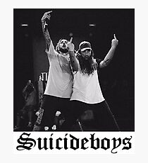 Suicideboys FTP $$ Photographic Print