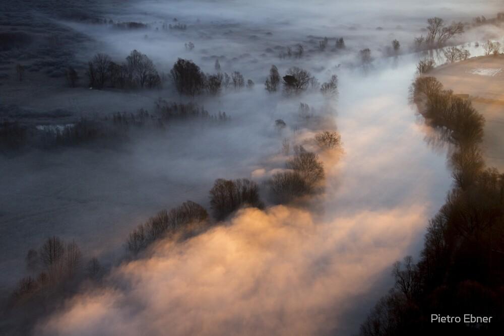 Morning mist by pietrofoto