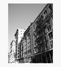 Escape From Old New York  Photographic Print