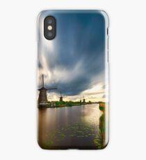 Kinderdijk iPhone Case/Skin