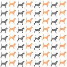 Beagle Muster  von germanX
