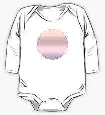 Linear Light One Piece - Long Sleeve