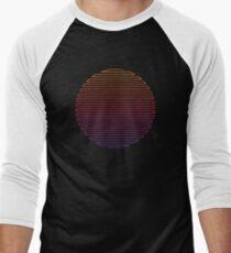 Linear Light Men's Baseball ¾ T-Shirt