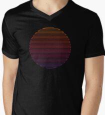 Linear Light Men's V-Neck T-Shirt