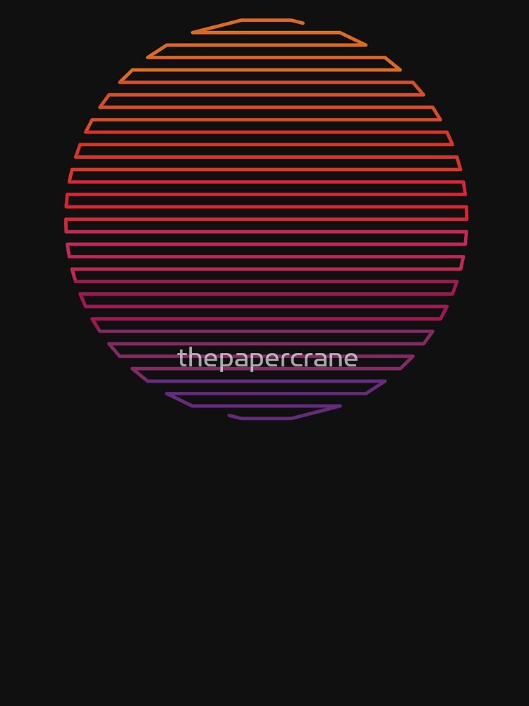 Lineares Licht von thepapercrane