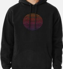 Lineares Licht Hoodie