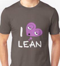 I love lean Unisex T-Shirt
