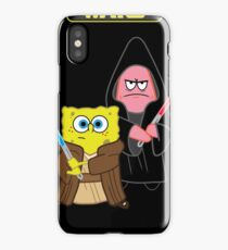 Sponge Wars iPhone Case