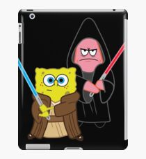 Sponge Wars iPad Case/Skin