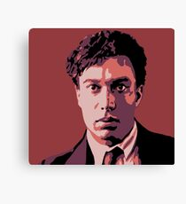 Boris Pasternak Canvas Print