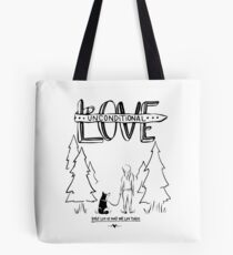 Dog Lovers With Style Tote Bag