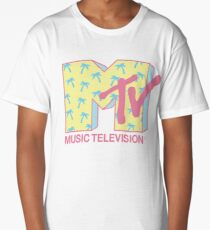 Summer MTV Long T-Shirt