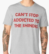 Shindig - Red Men's Premium T-Shirt
