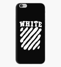 Off White Grunge iPhone Case