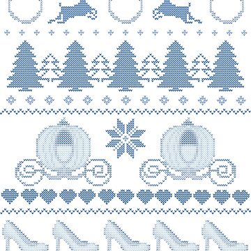 Magical Bride Ugly Sweater Print by fairytalelife