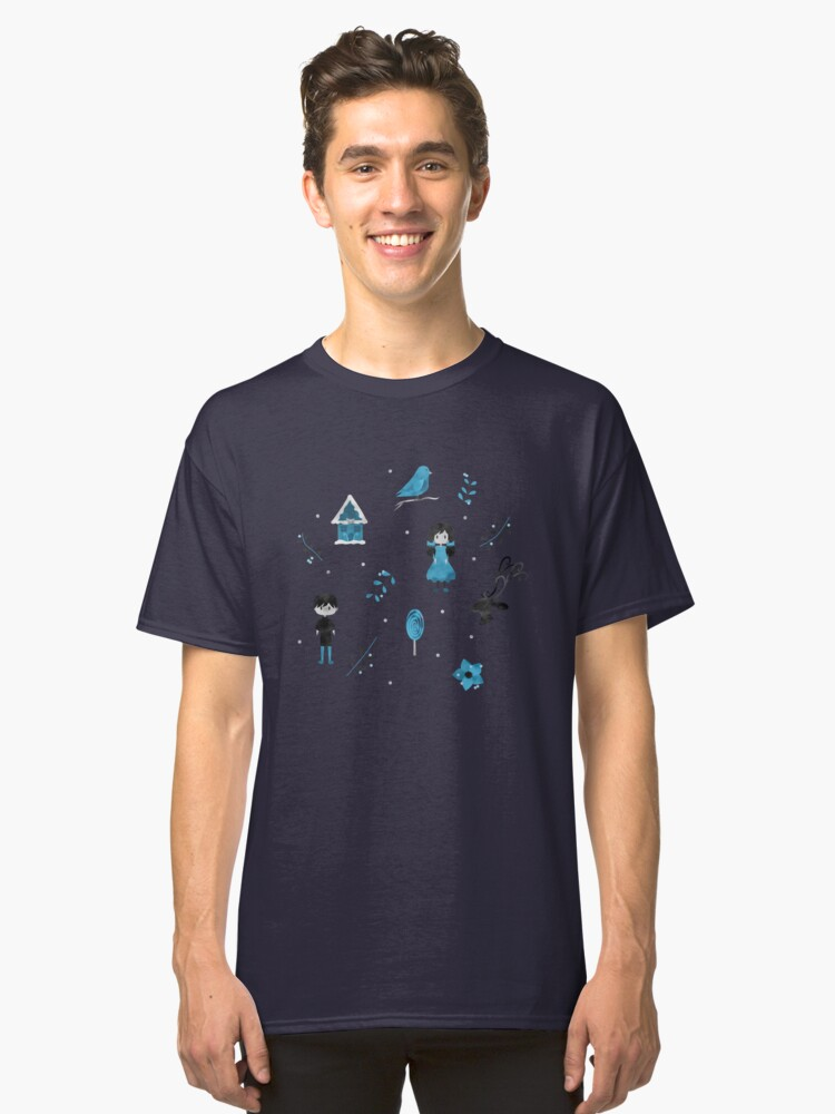 Alternate view of Through the Forest Classic T-Shirt