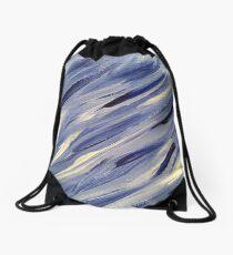 Streams Drawstring Bag