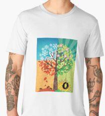 Seasons Men's Premium T-Shirt