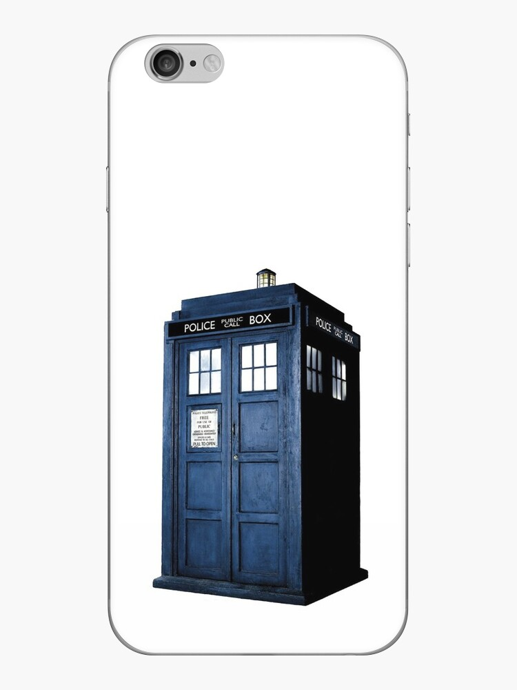 DOCTOR WHO TARDIS  by btsamy