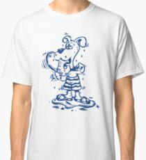 Funny Goofy Pup Shirt Classic T-Shirt