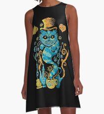 Wondercat Impressions A-Line Dress