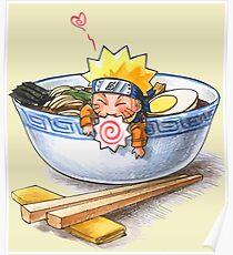 Naruto Noodles. Poster