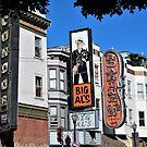 """The """"Red-Light"""" District in San Francisco by DonnaMoore"""