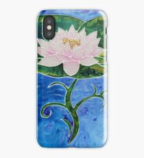 The Water Lily iPhone Case/Skin