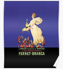 Branca Fernet Poster
