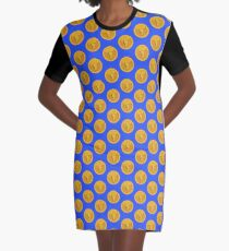 Hercules Symbol of the Gods Graphic T-Shirt Dress
