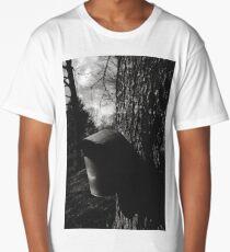 Maple Sap Bucket, Vermont, 35mm Long T-Shirt
