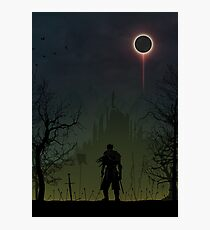 Warriors Landscapes - Dark Souls Photographic Print