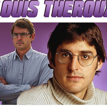 Louis Theroux! by JDempzz