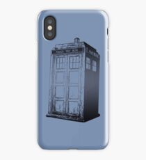 Doctor Who- Tardis iPhone Case/Skin