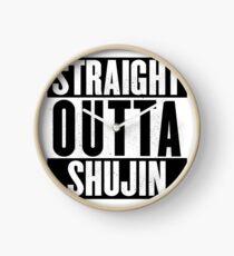 Straight Outta Shujin Clock