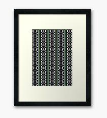 primitive beat  Framed Print