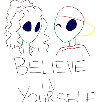Believe in yourself by TheQuinng
