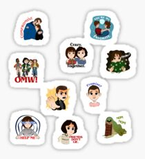 STRANGER THINGS STICKERS 2 Sticker