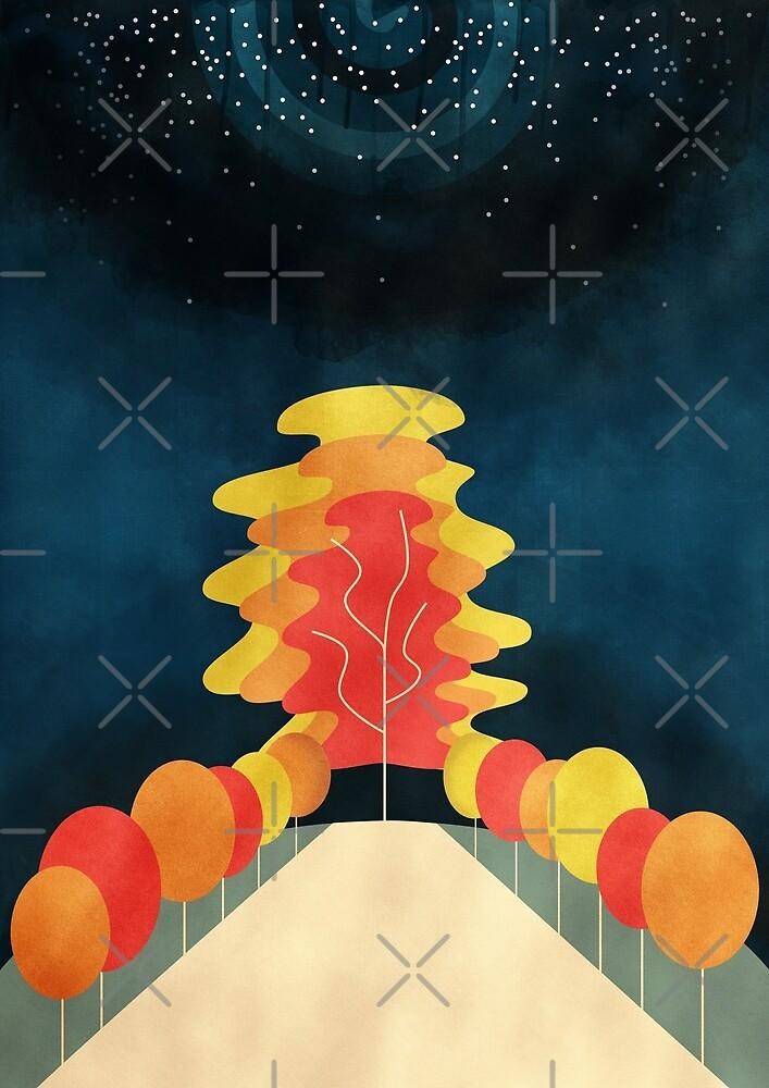 The Universe Tree by Alexa Weidinger