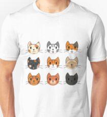 Cat Gang Unisex T-Shirt