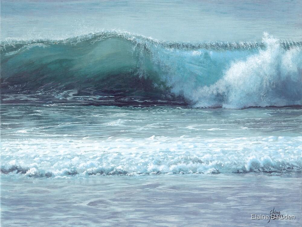 Half Moon Bay  by Elaine Bawden