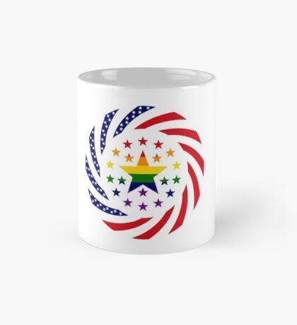 Love is Love American Flag 2.0 Mug