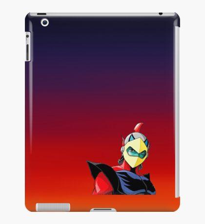 Actarus GOLDRAKE iPad Case/Skin